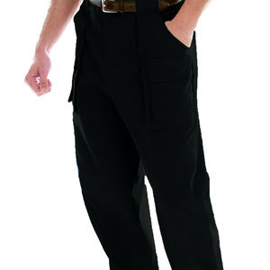 Landau Men's Black 7 Pocket Trouser